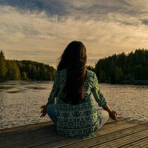 dockside yoga